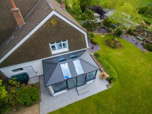 Solid Roof House Extensions Bude