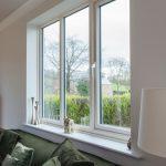 Timber effect windows bude cornwall