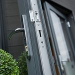 Secure French Doors bude