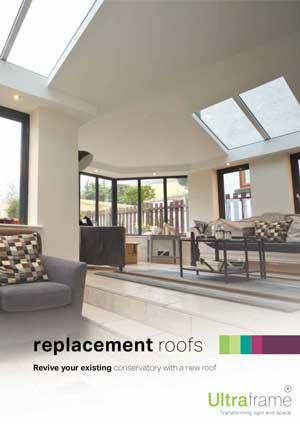 Replacement Roof brochure