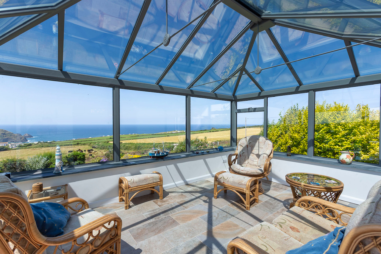 Glass Conservatory Roof Replacements Bude