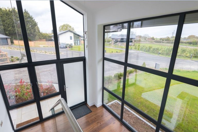 Double Glazed Aluminium Windows Bude
