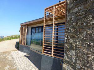 Bespoke Beach Hut Prices Cornwall