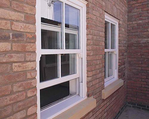 Bison uPVC Sash Windows Cornwall