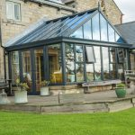 Gable End Glass Conservatory Roofs Cornwall