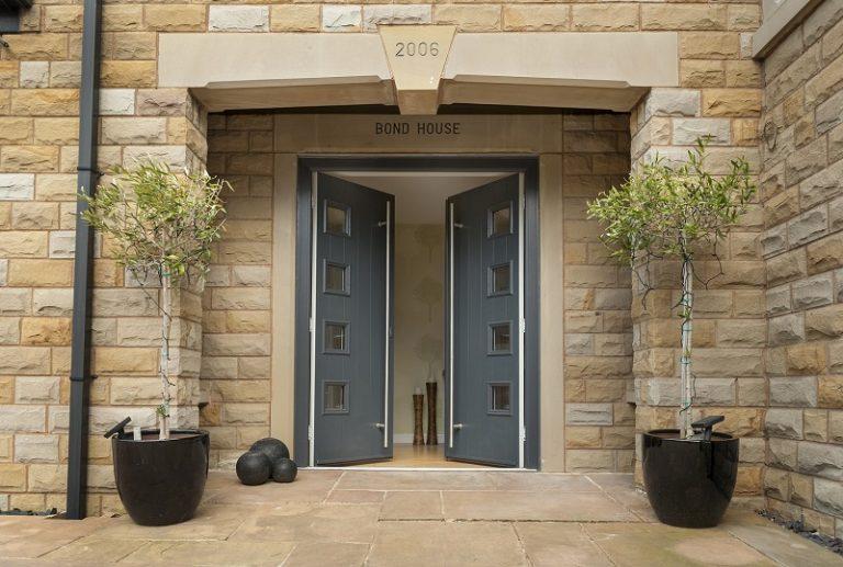 Composite Front Doors Bude