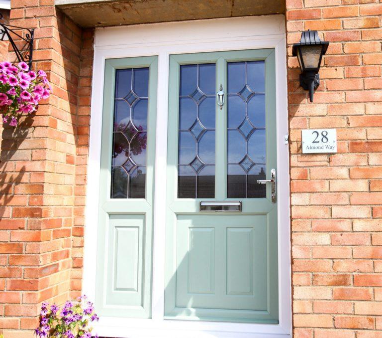 Front Door Installers Bude