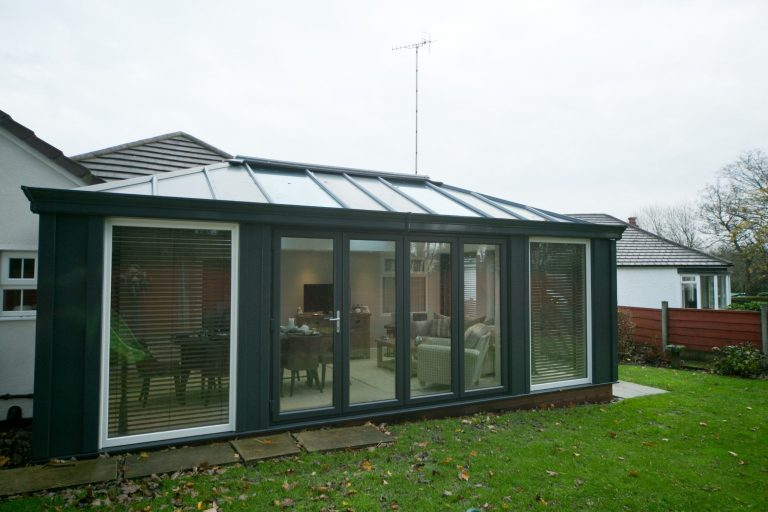 Modern Solid Conservatory Roofs Bude