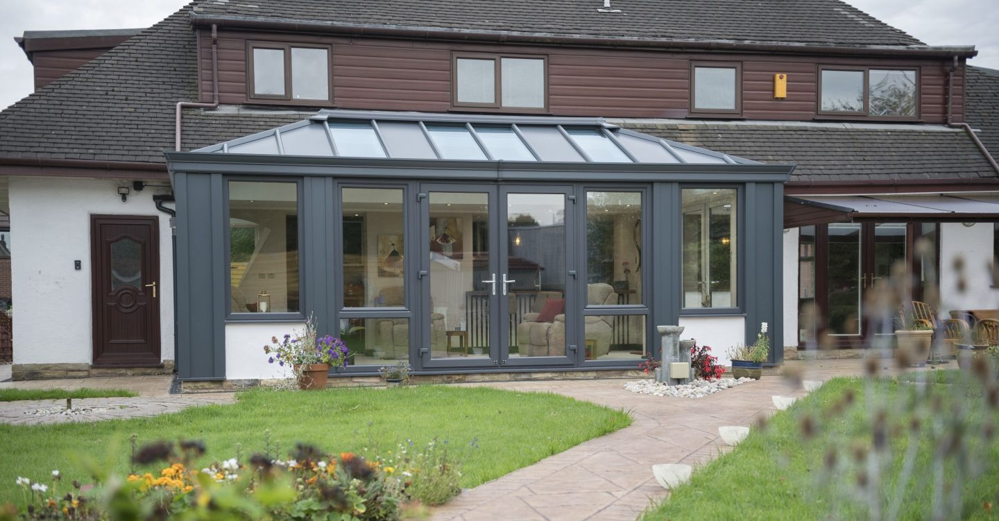 Solid Roof Conservatories Bude Cornwall