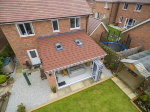 Solid Roofed Extension Prices Holsworthy