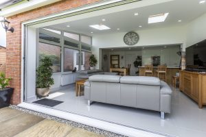 Solid Roof Home Extension Holsworthy