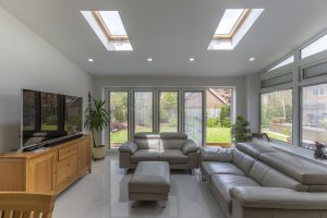 Solid Roof Home Extension Holsworthy Cornwall