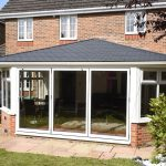 Ultraroof conservatory roofs Bude