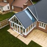 Ultraroof conservatory roofs Bude Cornwall
