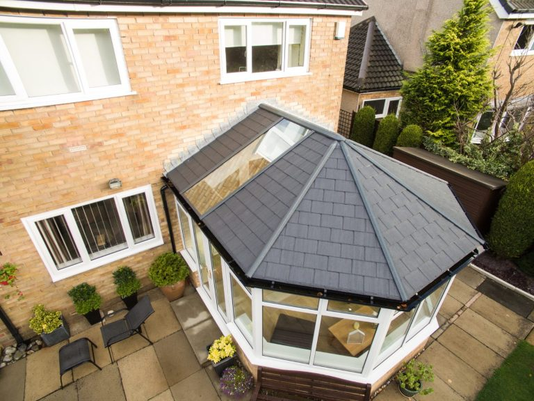 Tiled Ultraroof Conservatories Bude