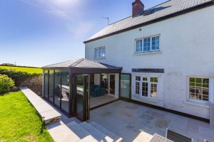 Warm Roof Extensions Bude