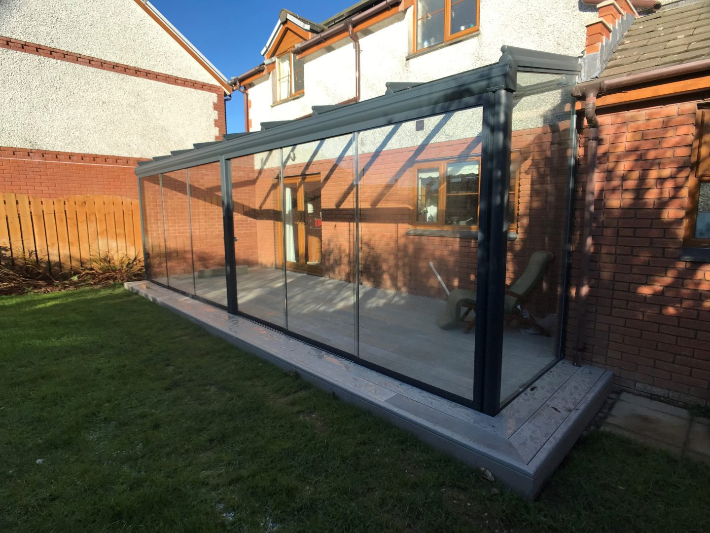 Weinor Glass Room Prices Bude Cornwall