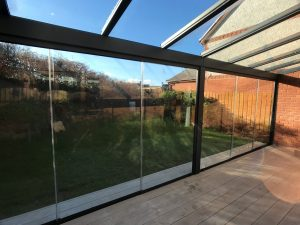 Weinor Glass Rooms Bude Cornwall