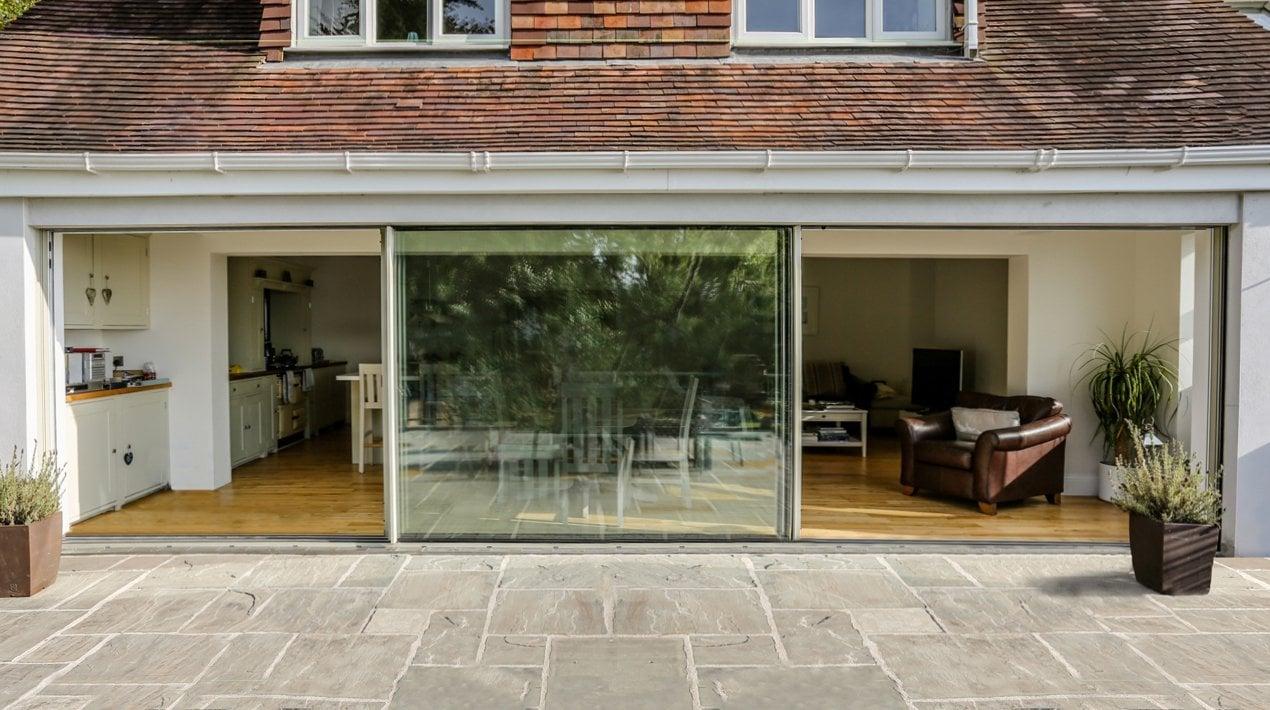 unislide doors cornwall