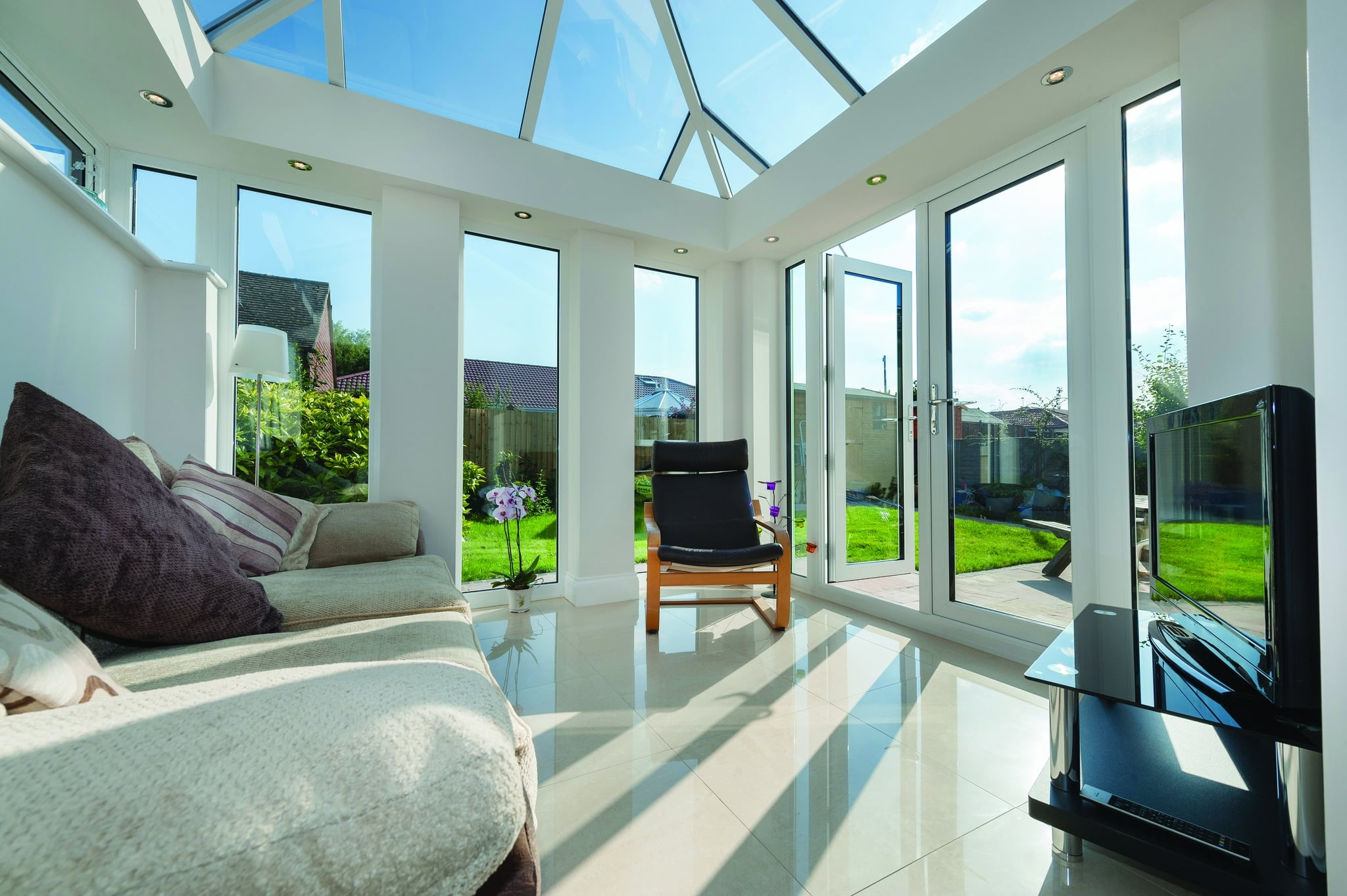 New Conservatory Cornwall