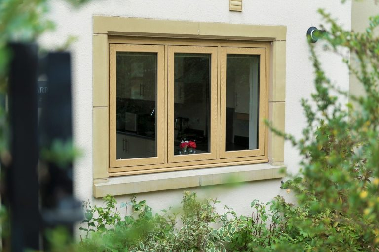 Heritage Flush Sash Windows by Deceuninck available at Bude Windows