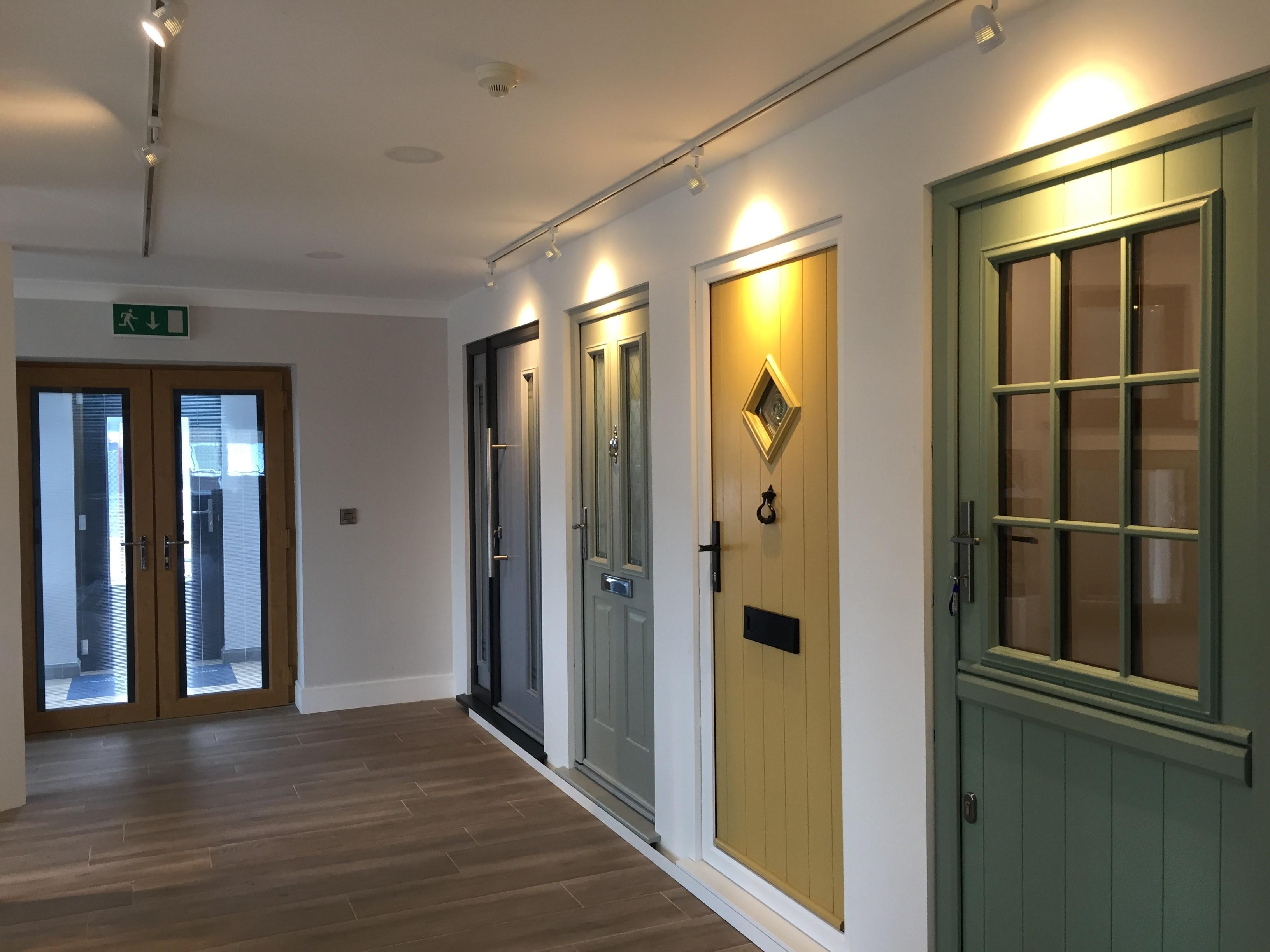 Solidor composite doors Bude