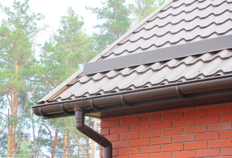 Fascias, soffits and guttering bude