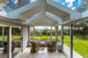 Solid Roof House Extension Prices Bude