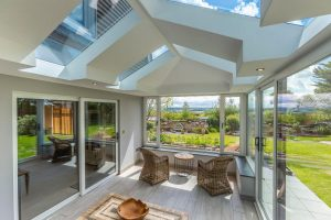 Extension with Roof Windows Bude Cornwall