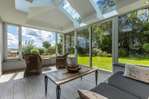 Solid Roof House Extensions Bude Cornwall