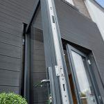 French door hardware