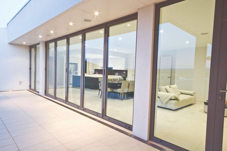 Aluminium Bifold Doors Bude Cornwall
