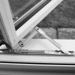 Aluminium Window Hinges Bude