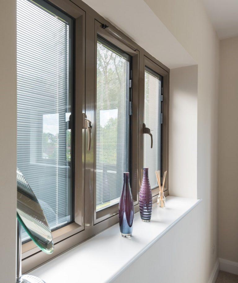 Aluminium Windows Bespoke Cornwall
