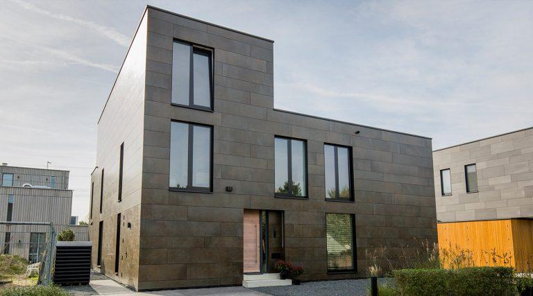 Aluminium Windows Bespoke Bude Cornwall