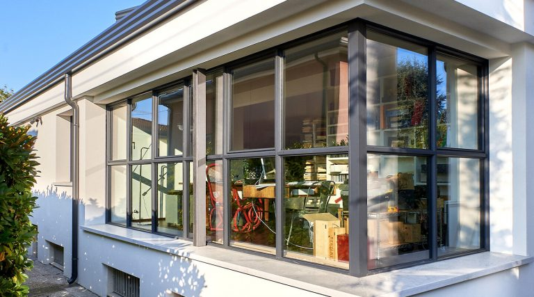 Large Aluminium Windows Bude