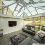 Glass Conservatory Roofs Cornwall