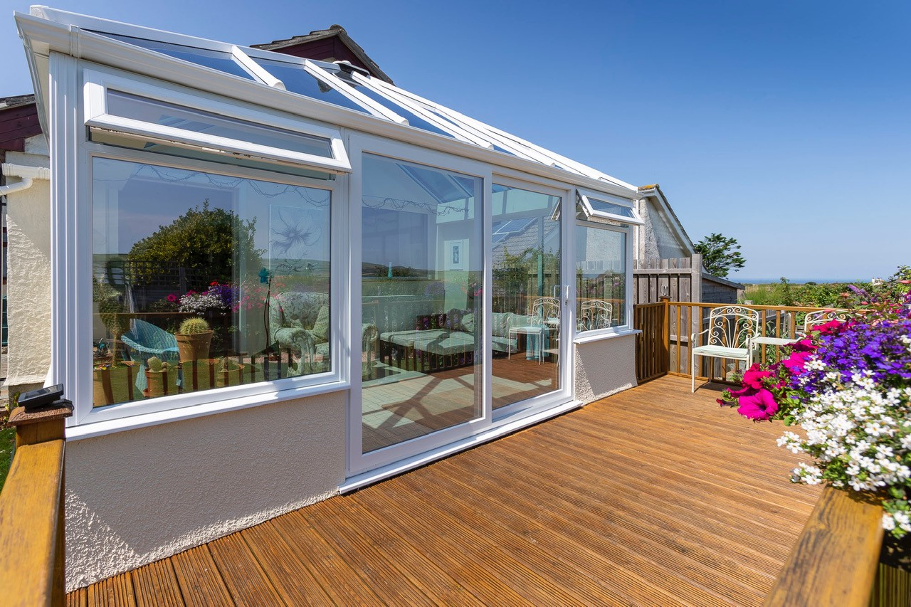 Glass Conservatory Prices Bude, Cornwall