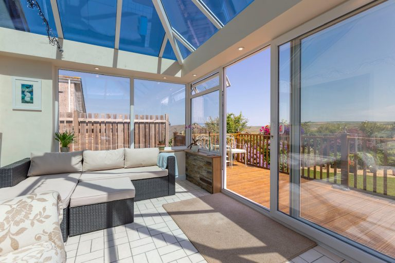 Conservatories with patio doors Cornwall