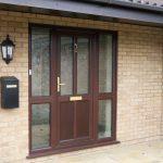 Brown Front Doors Bude