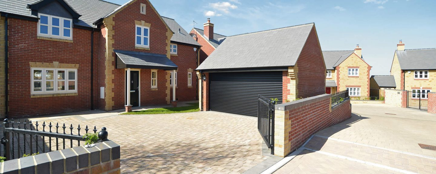electric garage doors bude cornwall