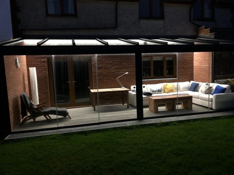 Glass Room Extensions Bude
