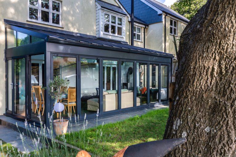 Bespoke Glazed Extensions Cornwall