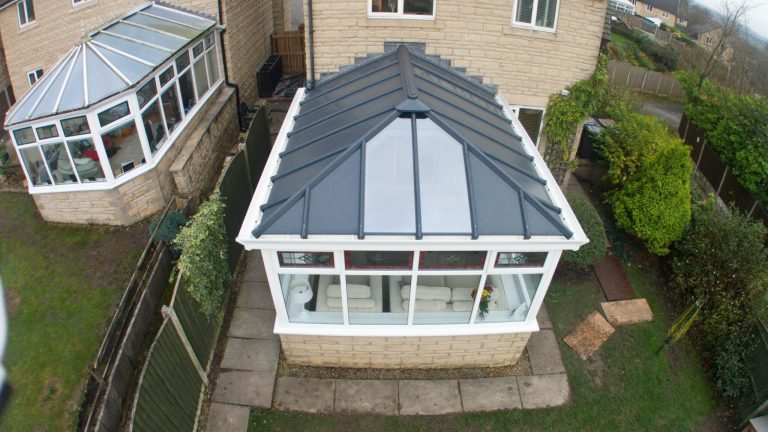 Solid Conservatory Roof Prices Bude