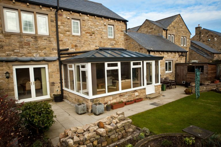 Edwardian Conservatory Roofs Cornwall