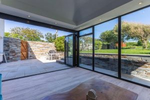 Extensions with Bifolding Doors Bude