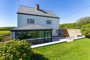 Warm Roof Extensions Cornwall