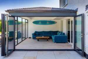 House Extensions with Bifold Doors Bude