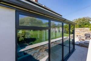 Warm Roof House Extensions Bude Cornwall
