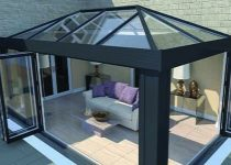 New conservatory windows Cornwall